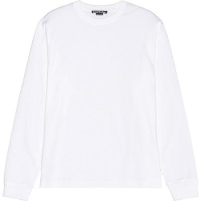 アクネ ストゥディオズ Acne Studios メンズ Tシャツ トップス eisen face tee in white Optic White