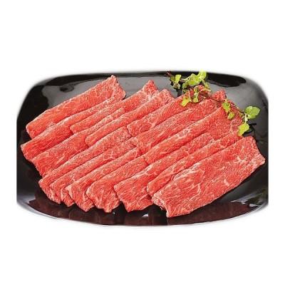 三重「霜ふり本舗」松阪牛 しゃぶしゃぶ モモ1kg 1870066
