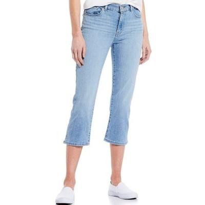 リーバイス レディース デニムパンツ ボトムス Levi'sR Classic Capri Side Slit Jeans