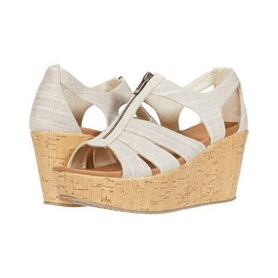 SKECHERS スケッチャーズ レディース 女性用 シューズ 靴 ヒール Brit - Living Heights - Natural