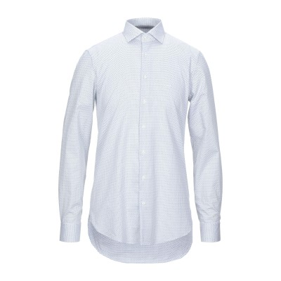 MICHAEL KORS MENS シャツ ホワイト 38 コットン 100% シャツ
