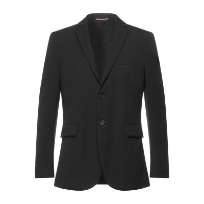 LES DEUX テーラードジャケット ブラック M ポリエステル 63% / レーヨン 32% / ポリウレタン 5% テーラードジャケット