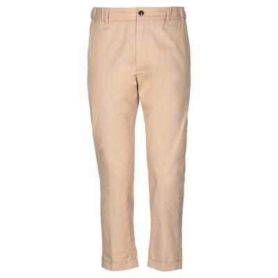トゥルーニューヨーク TRUE NYC® パンツ キャメル 29 コットン 97% / ポリウレタン 3% パンツ