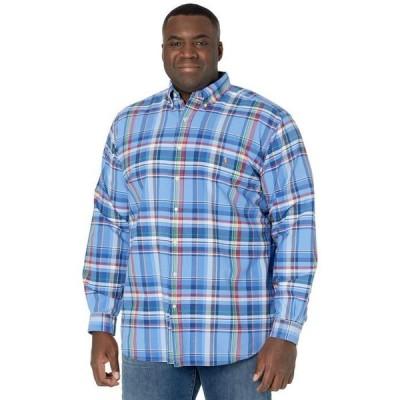ラルフローレン メンズ シャツ トップス Big & Tall Plaid Oxford Shirt