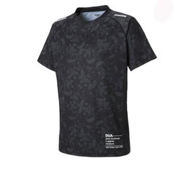 Tシャツ メンズ サイクルエアー 半袖Tシャツ 863D8HD5621 BLK