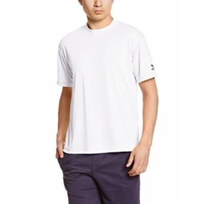 (ミズノ)MIZUNO トレーニングウェア Tシャツ [メンズ] 32JA6156 01 ホワイト XS