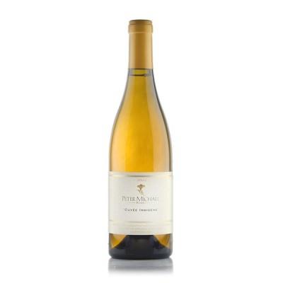 ピーター マイケル シャルドネ キュヴェ アンディジェーヌ 2005 ピーターマイケル カリフォルニア 白ワイン