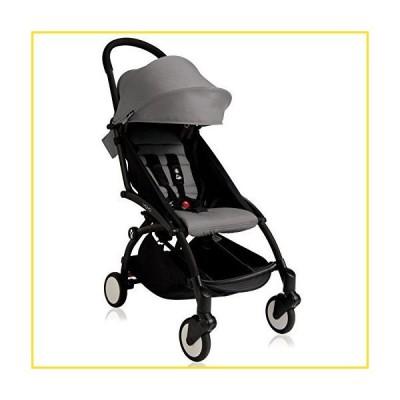 新品Babyzen YOYO+ Stroller - Black/Grey並行輸入品