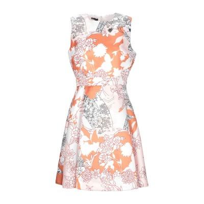 アンナリータ エンネ ANNARITA N ミニワンピース&ドレス ホワイト 42 ポリエステル 100% ミニワンピース&ドレス