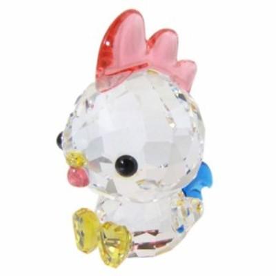 三太郎の日 母の日 ギフト スワロフスキー フィギュリン 干支 十二支 酉 Decisive Rooster ルースター 鶏 鳥 フィギュア オブジェ 置物 5