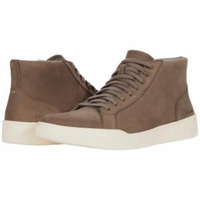 コールハーン メンズ スニーカー シューズ Grand Crosscourt Modern Midcut Sneaker Soft Sage Nubuck