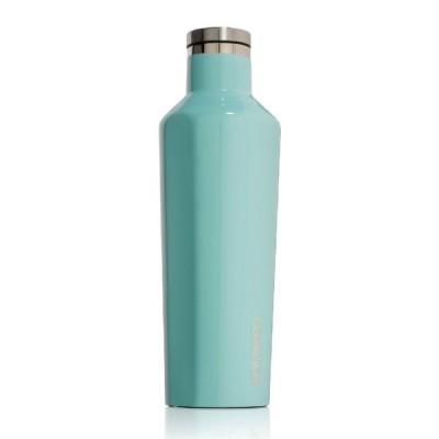 SPICE スパイス CORKCICLE CANTEEN Turquoise 16oz 2016GT   水筒 大人 保冷 保温 ボトル  マイボトル スポーツ ステンレス製 すいとう お弁当