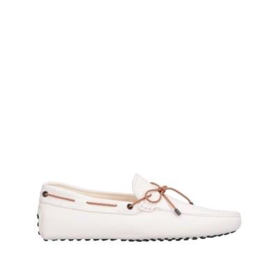 トッズ TOD'S メンズ ローファー シューズ・靴 loafers Brown