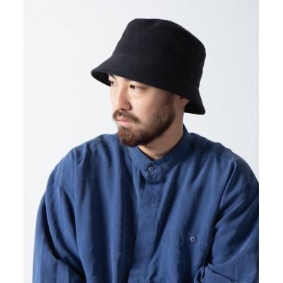 Ray's Store / Micro Suede Down Brim Bucket Hat / マイクロスウェードダウンブリムバケットハット MEN 帽子 > ハット
