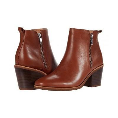 Sofft ソフト レディース 女性用 シューズ 靴 ブーツ アンクル ショートブーツ Canelli - Cognac Duster