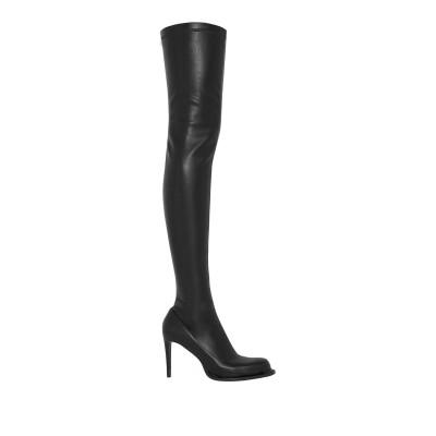 ステラ マッカートニー STELLA McCARTNEY ブーツ ブラック 41 紡績繊維 ブーツ