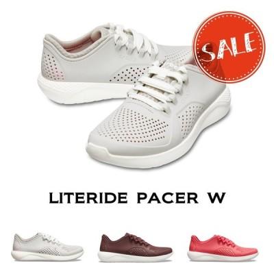 【クロックス crocs レディース b】literide pacer w/ライトライド ペイサー ウィメン