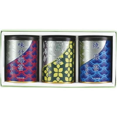 200471015 山本山 海苔・銘茶詰合せ