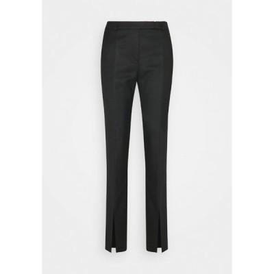 フューゴ カジュアルパンツ レディース ボトムス HERLENE - Trousers - black