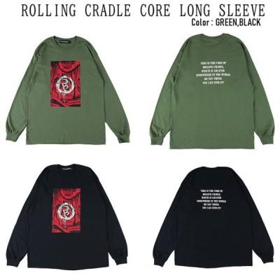 ROLLING CRADLE ローリングクレイドル ROLLING CRADLE CORE LONG SLEEVE