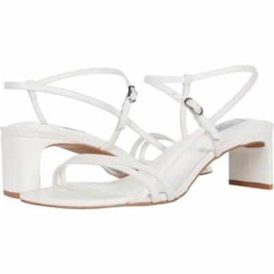 スティーブン ニューヨーク STEVEN NEW YORK レディース サンダル・ミュール シューズ・靴 Oceana White Leather