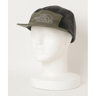 atmos / THE NORTH FACE PURPLE LABEL FIELD LEATHER CAP (KHAKI) MEN 帽子 > キャップ