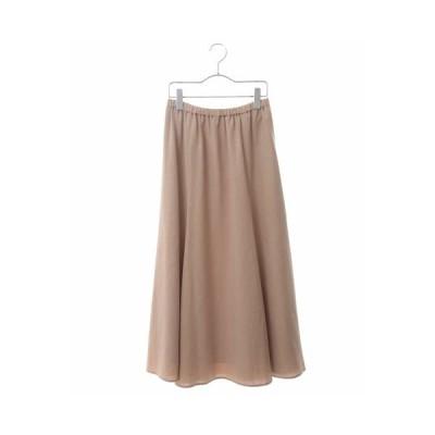 HIROKO BIS / 【洗える】フレアロングスカート