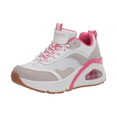 Skechers レディース Street Uno HiBig Steps スニーカー US サイズ: 11 カラー: ホワイト