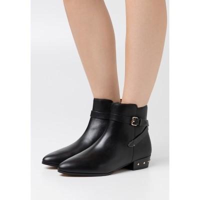 コーチ ブーツ&レインブーツ レディース シューズ KAITLIN BOOTIE - Classic ankle boots - black