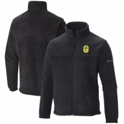 Columbia コロンビア アウターウェア ジャケット/アウター Columbia Nashville SC Black Flanker Full-Zip Jacket