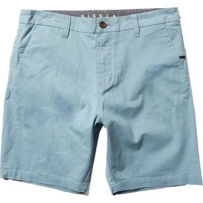 ヴィスラ Vissla メンズ ショートパンツ ボトムス・パンツ no see ums shorts Vintage Blue