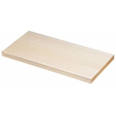 遠藤商事 木曽桧まな板 一枚板 600×300×H30mm AMN14002