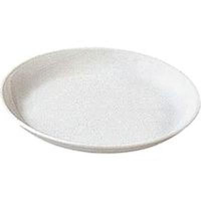 エンテックエンテック No.1712W ポリプロ給食皿16cm (ホワイト) 320066 6個(直送品)