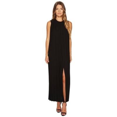 ニールバレット レディース ワンピース トップス Sable' + Fine Gabardine Sleeveless Pleated Dress