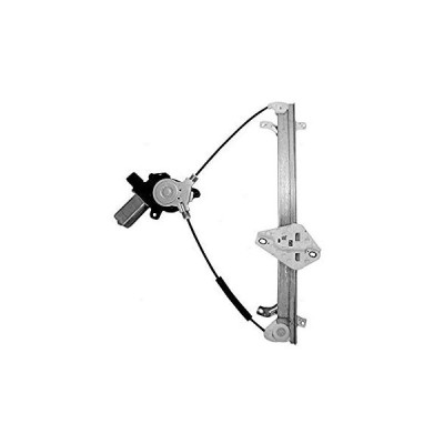 Passengers Front Power Window Lift Regulator with Motor Assembly Replacemen