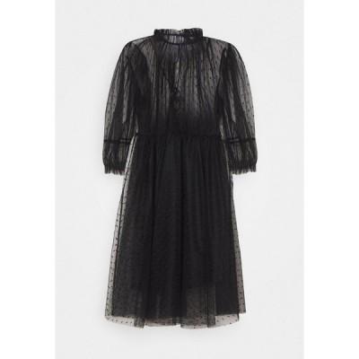 デザイナーズリミックス ワンピース レディース トップス MIRA SHORT DRESS - Cocktail dress / Party dress - black