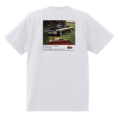 アドバタイジング マーキュリーTシャツ 白 1132 黒地へ変更可 レトロ 1969 サイクロン マローダー マーキー LTD フォード ホットロッド