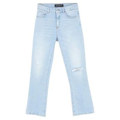DEPARTMENT 5 ジーンズ ファッション  レディースファッション  ボトムス  ジーンズ、デニム ブルー