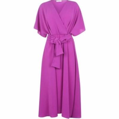 イブルース Iblues レディース ワンピース ワンピース・ドレス Finto Dress Cyclamen
