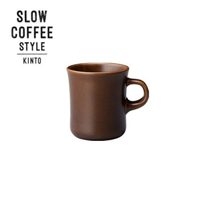 SLOW COFFEE STYLE マグ ブラウン 250ml