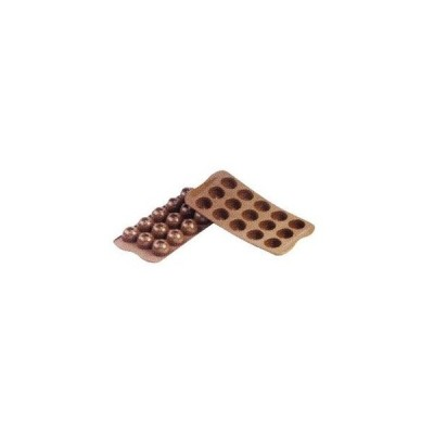 シリコマート チョコレートモルド インペリアル SCG03【 バレンタイン 手作り 】『絞り袋 お菓子作り』