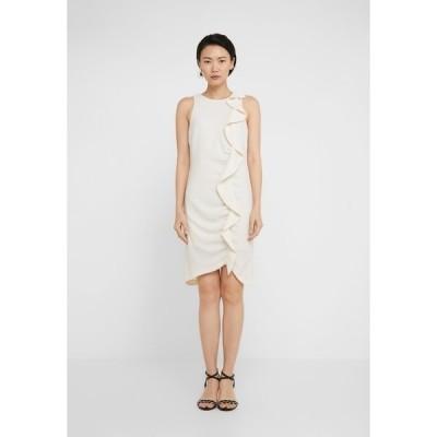 ピンコ ワンピース レディース トップス BEBYBLADE ABITO FLUIDO - Shift dress - white