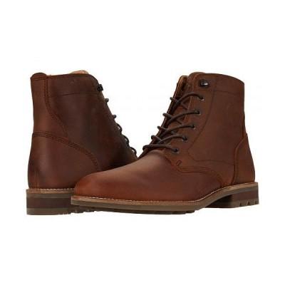 Kodiak メンズ 男性用 シューズ 靴 ブーツ レースアップ 編み上げ Clayburn - Brown