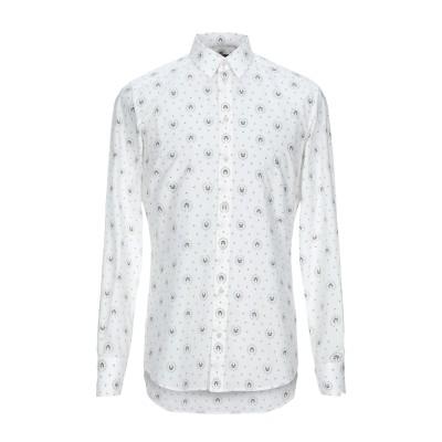 ドルチェ & ガッバーナ DOLCE & GABBANA シャツ ホワイト 37 コットン 100% シャツ