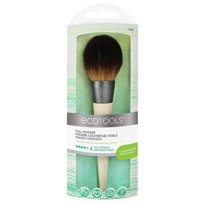 Ecotools Cruelty Free and Eco Friendly Full Powder Brush Made With Rec