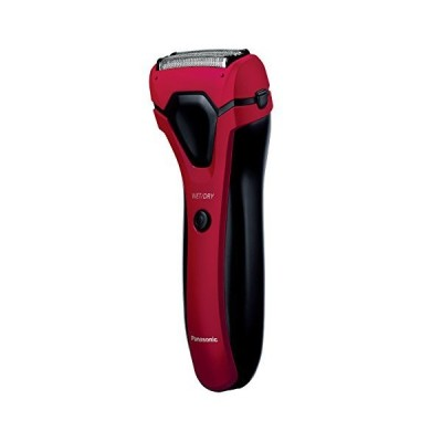 パナソニック メンズシェーバー 3枚刃 お風呂剃り可 赤 ES-RL15-R