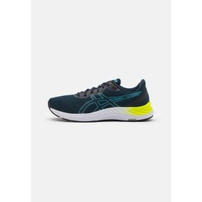 アシックス メンズ ランニング スポーツ GEL EXCITE 8 - Neutral running shoes - french blue/digital aqua french blue/digital aqua