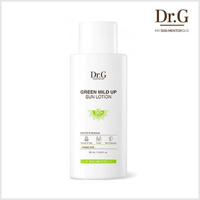 [Dr.G] グリーンマイルドアップサンローション90ml / Green Mild Up Sun Lotion 90ml [bystyle]