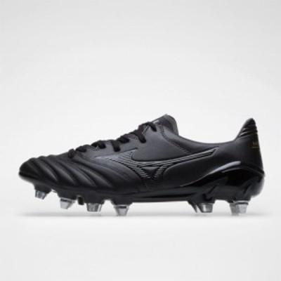 ミズノ Mizuno メンズ サッカー ブーツ シューズ・靴 Morelia SG Football Boots Black/Black