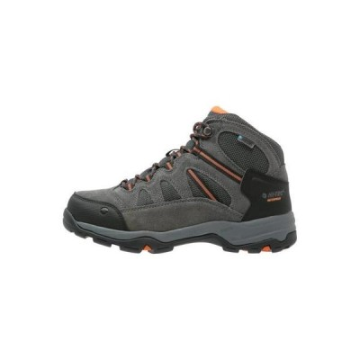 ハイテック メンズ スポーツ用品 BANDERA II WP - Hiking shoes - charcoal/graphite/burnt orange